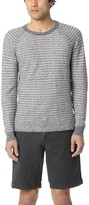 Billy Reid Combo Stripe Pullover