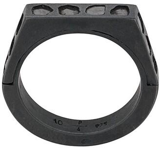 Parts Of Four Sistema mega pave ring