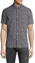 Levi's Printed Cotton Sportshirt