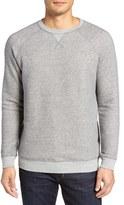 Slate & Stone Men's Herringbone Fleece Sweatshirt