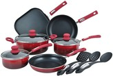 Hamilton Beach 12-pc. Aluminum Cookware Set