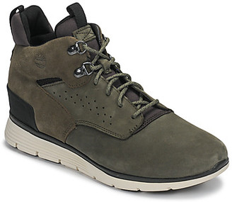 Timberland Killington Hiker Chukka GRAPE LEAF girls's Mid Boots in Green