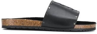 Saint Laurent Jimmy slide sandals