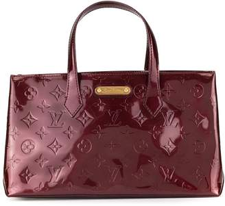 Louis Vuitton Pre-Owned Vernis Wilshire PM tote