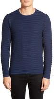 Zachary Prell Men's 'St. Gallo' Ribbed Crewneck Sweater
