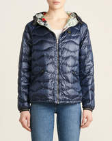 Blauer Reversible Solid to Print Jacket