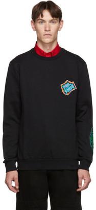 Paul Smith Black Artit Studio Badge Sweatshirt