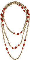 Miriam Haskell Bead Strand Necklace