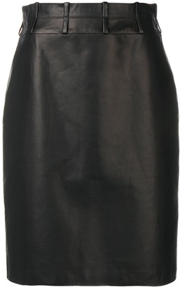 PARTOW Cora pencil skirt