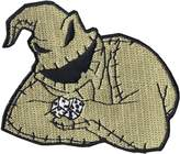 Loungefly Nightmare Before Christmas Oogie Boogie Dice Game Disney Iron On Embroidered Patch