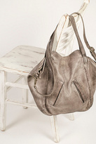 Womens LUCCA WASHED LEATHER TOTE