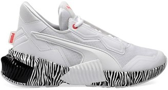 Puma Women's Provoke XT Zebra Sneakers