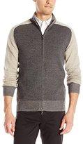 Agave Men's Milton Long Sleeve Full Zip Sweatshirt
