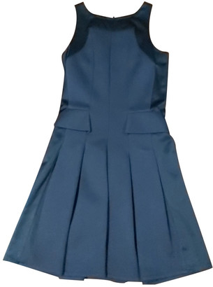 The Kooples Spring Summer 2019 Blue Cotton - elasthane Dresses