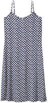Joe Fresh Women's Print Pyjama Dress, Print 2 (Size L)