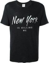 Zoe Karssen New York Is Killing Me T-shirt