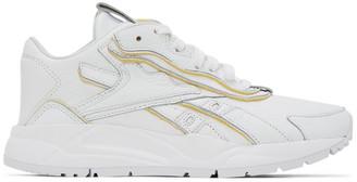 Reebok x Victoria Beckham White VB Bolton Sneakers