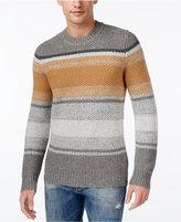 Tommy Hilfiger Men's Stanley Striped Crew-Neck Sweater