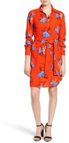 Foxcroft Women's Floral Print Shirtdress