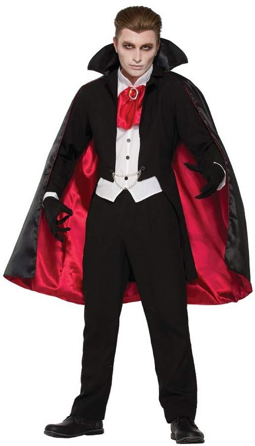 Forum Men's The Count Costume