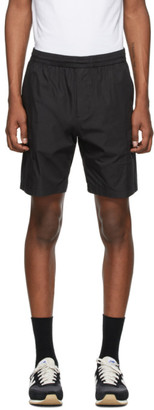 Norse Projects Black Packable Luther Shorts