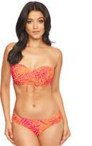 Figleaves Maui Underwired Bandeau Bikini Top
