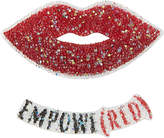 MCM Red Lips Sticker
