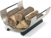 Log Basket Stainless Steel 14