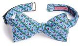Vineyard Vines Men's Holiday Lights Silk Bow Tie