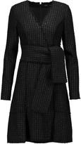 Proenza Schouler Bouclé-tweed dress