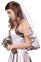 Sunvary and Caouflage Wedding Bridal Veils