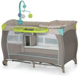 Hauck BabyCenter Multidots Travel Cot