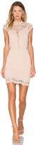 Nightcap Clothing Dixie Lace 16th District Mini Dress