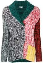Sonia Rykiel crochet knit cardigan