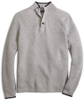 Brooks Brothers Boys' Waffle Stitch Sweater - Big Kid