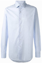 Xacus classic cut button-up shirt