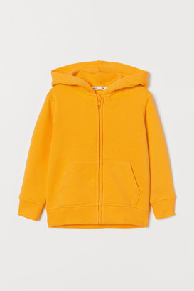 H&M Hooded Jacket - Yellow