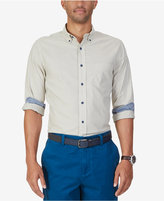 Nautica Men's Vertical-Dash Long-Sleeve Shirt