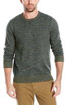Nautica Men's Snow Cotton Striped Sweater