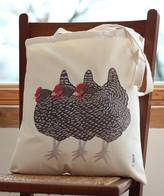 Bird Three French Hens *Chicken* Handy Bag
