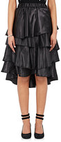 Comme des Garcons Women's Tiered Layered A-Line Skirt