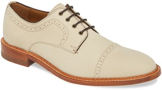 Johnston & Murphy Chambliss Cap Toe Oxford