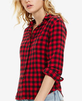 Denim & Supply Ralph Lauren Tomboy Plaid Shirt