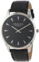 Johan Eric Men's JE9000-04-007 Helsingor Dial Leather Watch