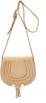 Kathy Ireland Taupe Tassel Crossbody Bag