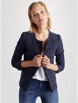 CYRILLUS Veste femme courte en tweed