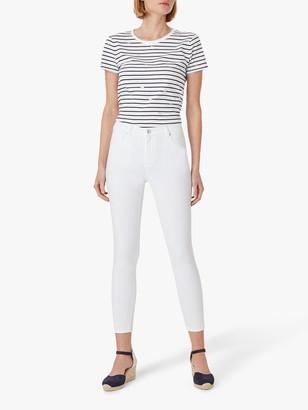 Hobbs Marianne Skinny Jeans, White