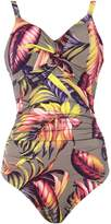 Fantasie Kuramathi underwired twist control swimsuit