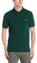 Fred Perry Men's Solid Slim Fit Pique Polo Shirt