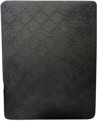 Gucci Black Plastic Accessories